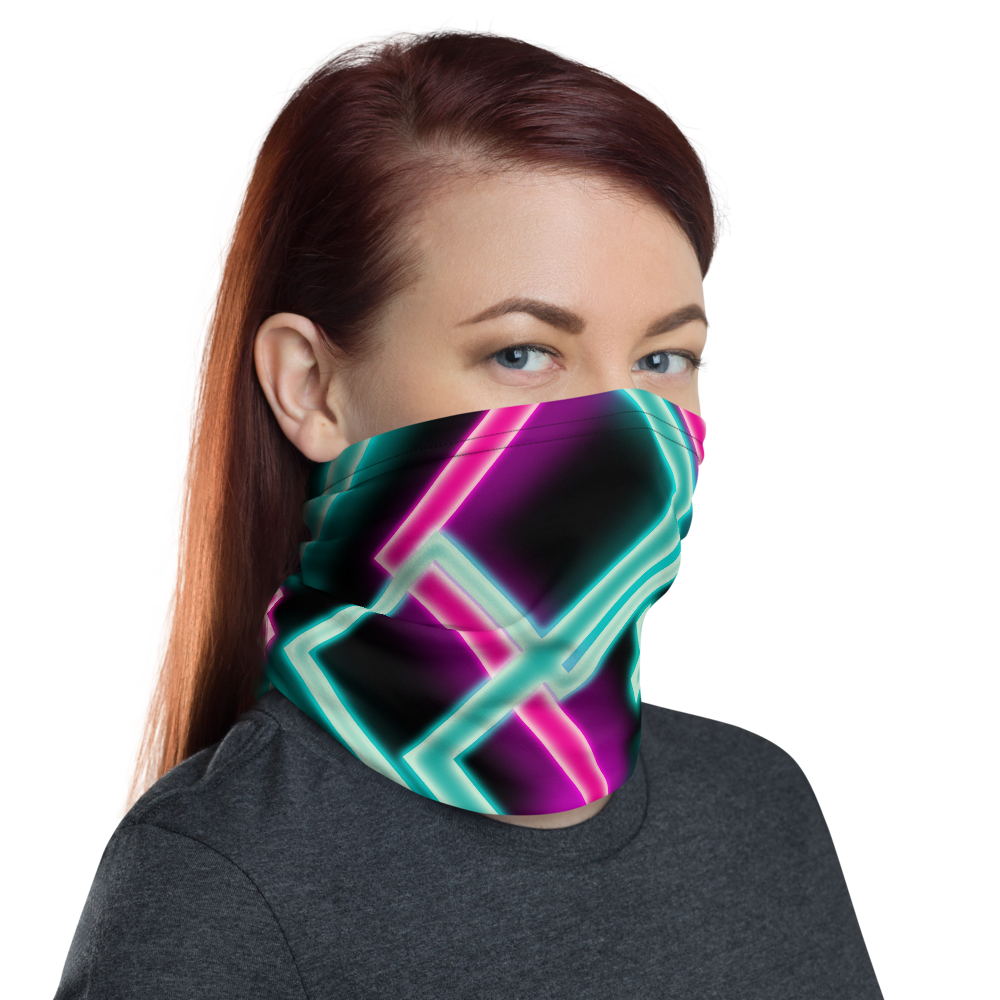 All Neon Cloth Facemask