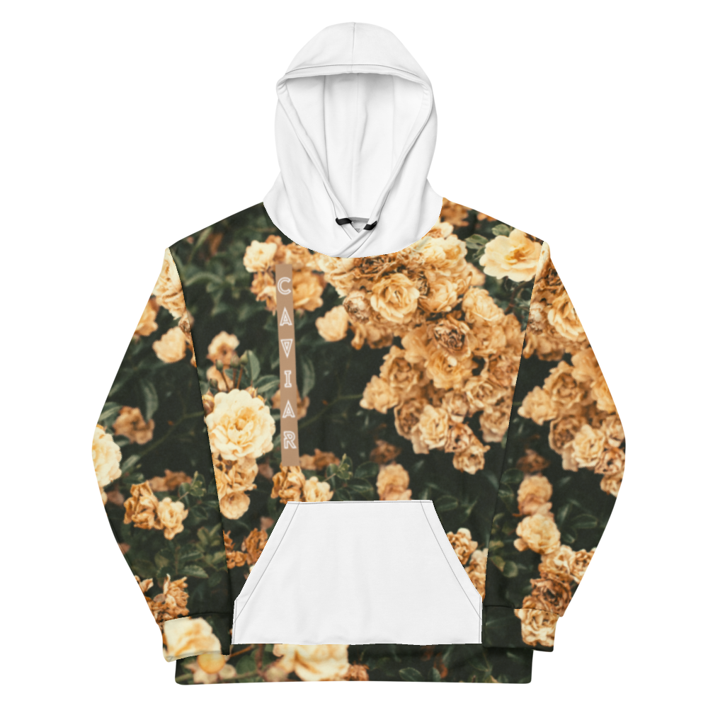 Another Floral Hoodie