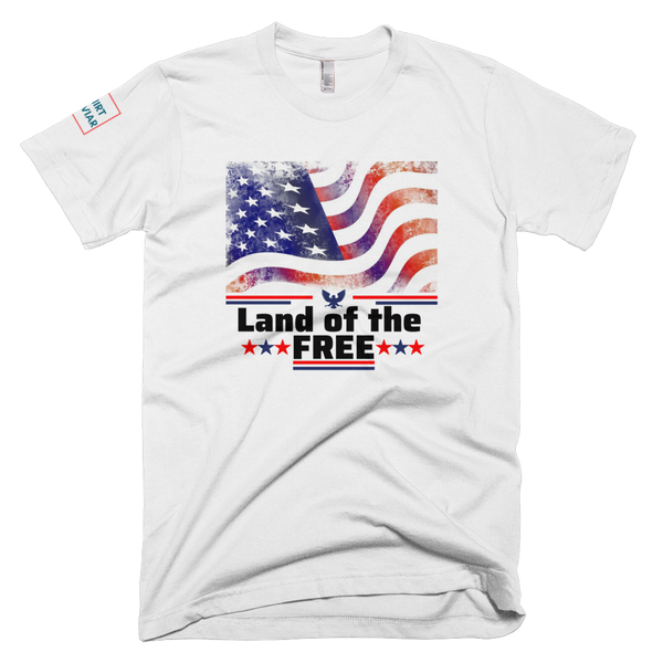 Land Of The Free - Shirt Caviar