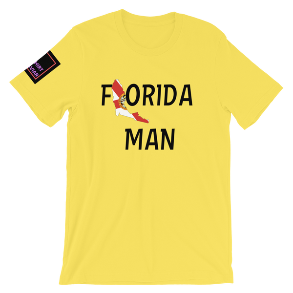 A Florida Man - Shirt Caviar