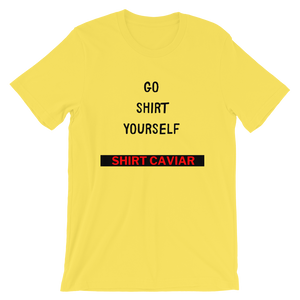 Go Shirt Yourself - Shirt Caviar