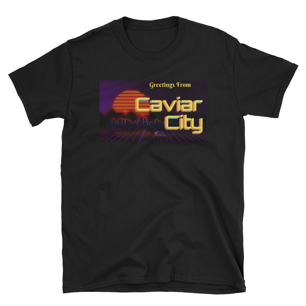 Caviar City - Shirt Caviar