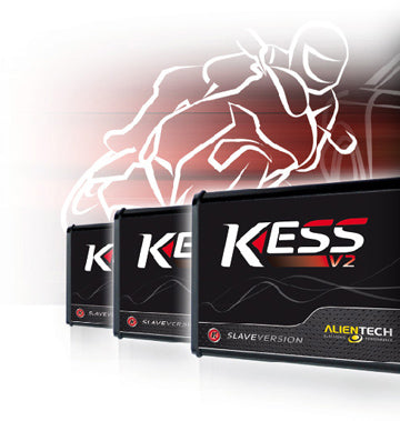 Kess V2 from Alientech – Alientech UK