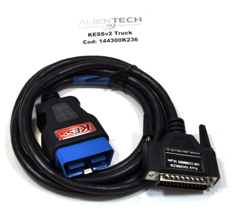 Kess V2 VW 16 Pin Truck Cable CUMMINS ECU (CM850)
