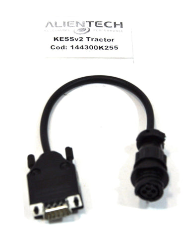 Kess V2 Agriculture Massey Ferguson 9 pin Tractor Cable