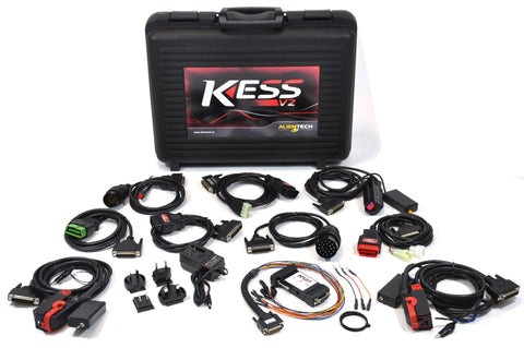 Kess V2 Complete set of Car Cables - Alientech UK - ALIENTECH AUTHORIZED DEALER