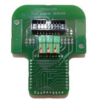 Multi-function Board for Positioning Frame for DENSO ECUs