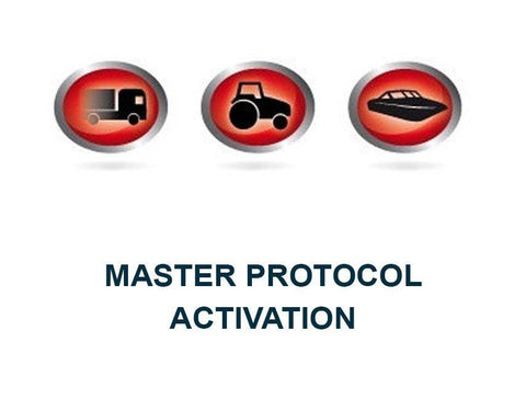 Single Truck - Agriculture - Marine Protocol. One Protocol Only. KessV2 Master.