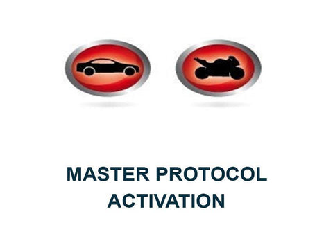 Kess V2 Master Car / Bike OBD Protocol Activation