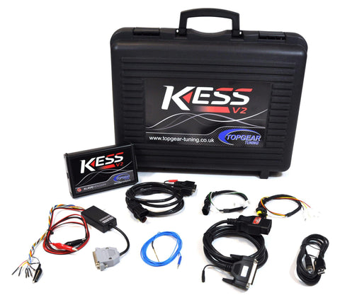Kess V2 Car/Bike/Agriculture: Topgear Tuning Dealer Package