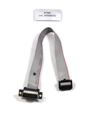 K-Tag Infineon Tricore EDC GPT Cable