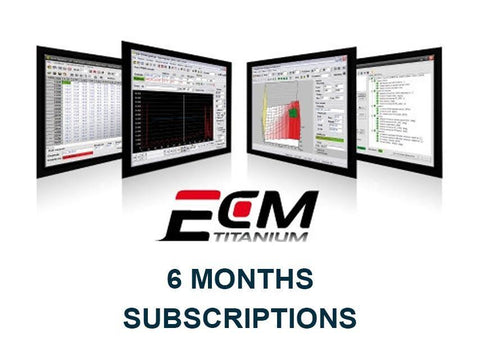 ECM Titanium Subscription 6 Months