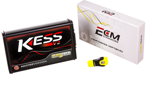 Kess V2 MASTER Car/Bike & ECM Titanium Full
