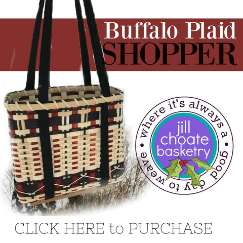 Handmade Basket | Jill Choate Basketry