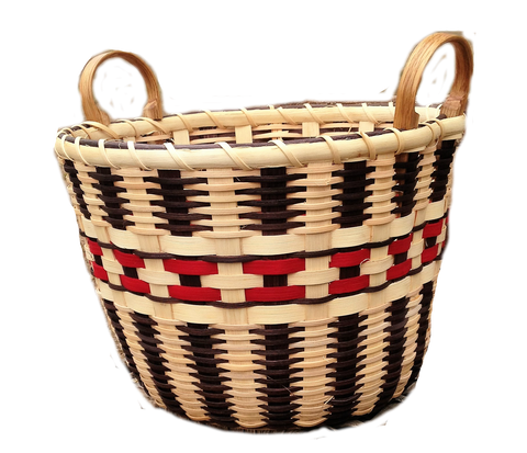 CHEROKEE BUSHEL | Jill Choate Basketry | jchoatebasketry.com