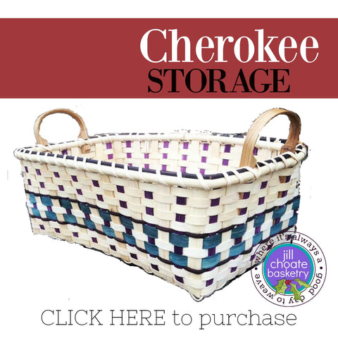 Handmade Baskets | Basketry | Jill Choate