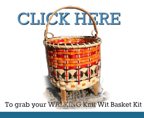 Handmade Baskets | Jill Choate Basketry