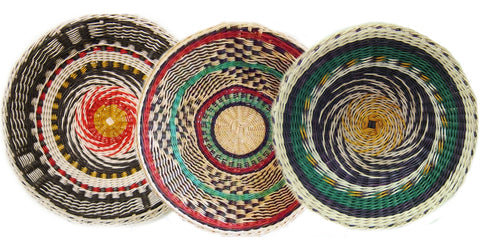 PLATTER BASKET | Jill Choate Basketry | jchoatebasketry.com