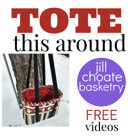 5 EASY VIDEOS:  Cherokee Cross Tote