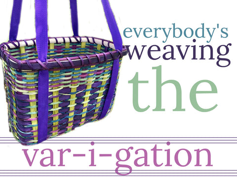 Varigation | Jill Choate Basketry