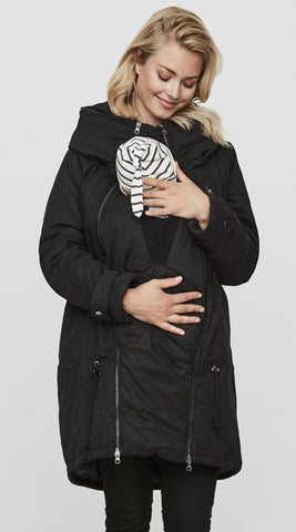 Umstandsjacke TIKKA Carry me 3-way