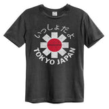 RED HOT CHILIE PEPPERS UNISEX T-SHIRTS FROM BACKSTAGE ORIGINALS, LONDON.
