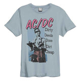 ACDC DIRTY DEEDS AMPLIFIED T-SHIRT