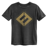 foo fighters amplified mens t-shirt ff logo official merchandise from backstage originals London
