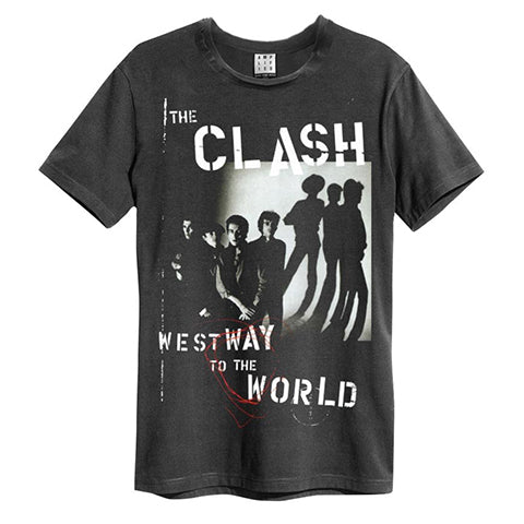 The Clash West Way Amplified T-shirt