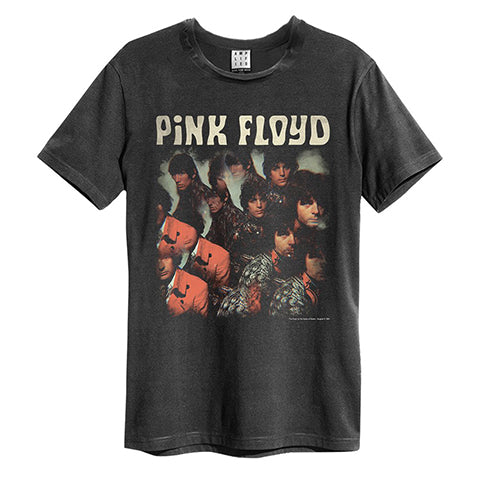Pink Floyd Reflections Amplified Charcoal T-shirt