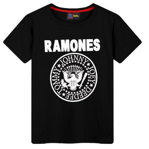 Ramones Logo Amplified Kids T-Shirt