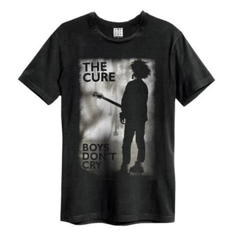 The Cure Boys Don't Cry Amplified Men's T-Shirt