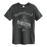 Motorhead Ace Of Spades Men's Charcoal T-shirt