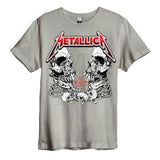 Metallica Bone Birth School Amplified Men's T-shirt
