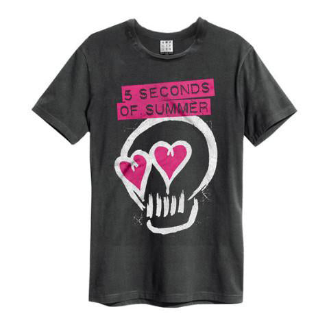 5 seconds of summer.. Amplified mens t-shirts