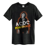 AC/DC POWERAGE Amplified Mens T-shirt