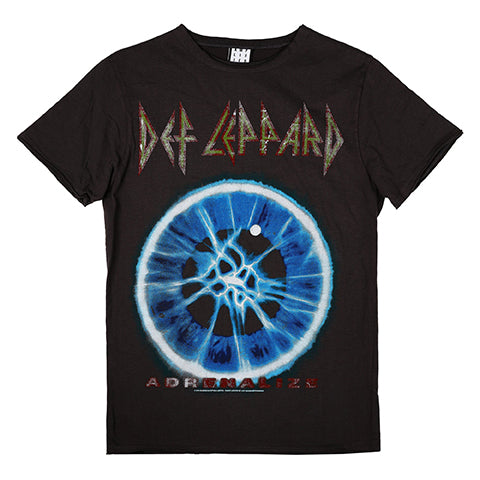 DEF LEPPARD ADRENALIZE MEN'S T-SHIRT