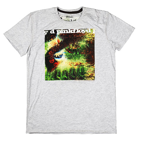 Mens' Pink Floyd T-shirt - Saucerful of Secrets