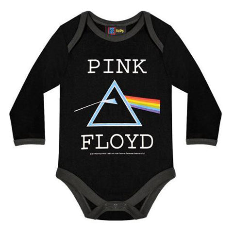 Pink Floyd Dark Side Of The Moon Babygrow