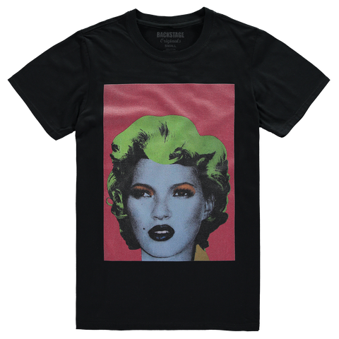 Banksy Kate Moss Men's T-shirt
