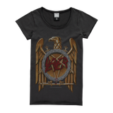 Slayer Amplified charcoal Women's T-shirt