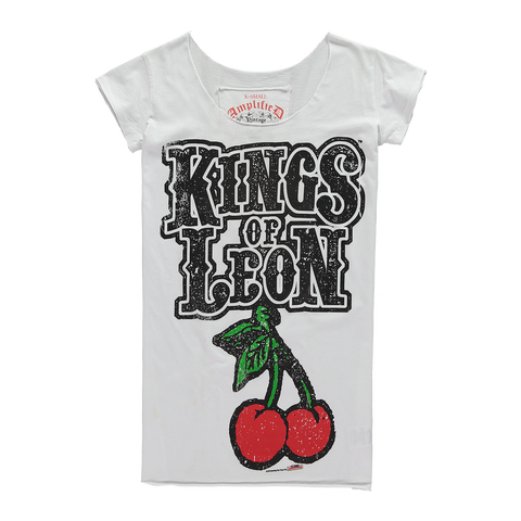 Kings Of Leon Cherry Women's  T-Shirt