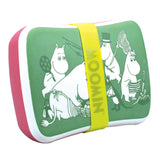 Moomin Bamboo Lunch Box