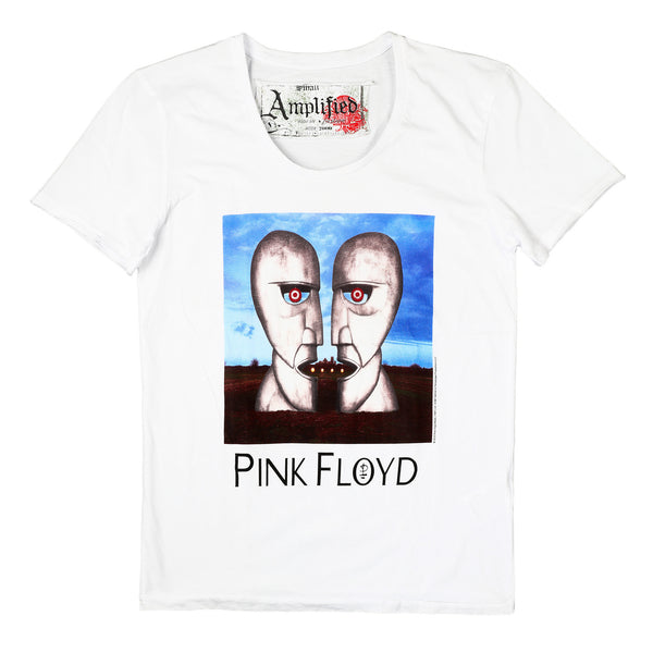 Pink Floyd Division Bell Men's T-shirt White