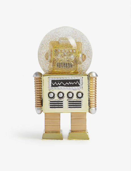 Robot Snow Globe By Donkey Products