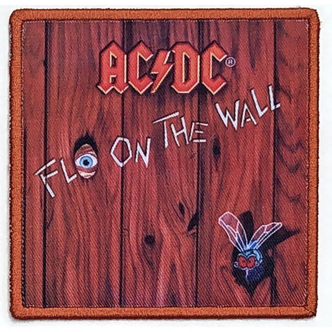 AC/DC Fly On The Wall Standard Patch