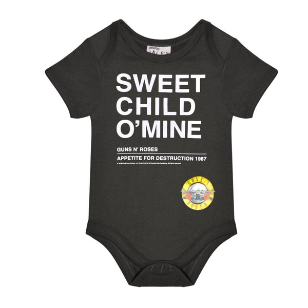 Guns N Roses Amplified Babygrow
