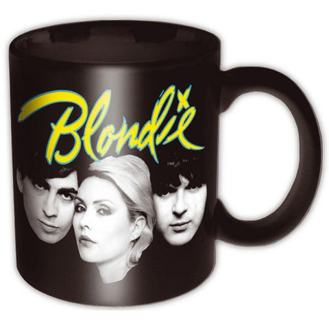 Blondie Boxed Standard Mug: Eat to the Beat