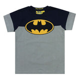 Batman Colour Block Logo Kid's T-Shirt
