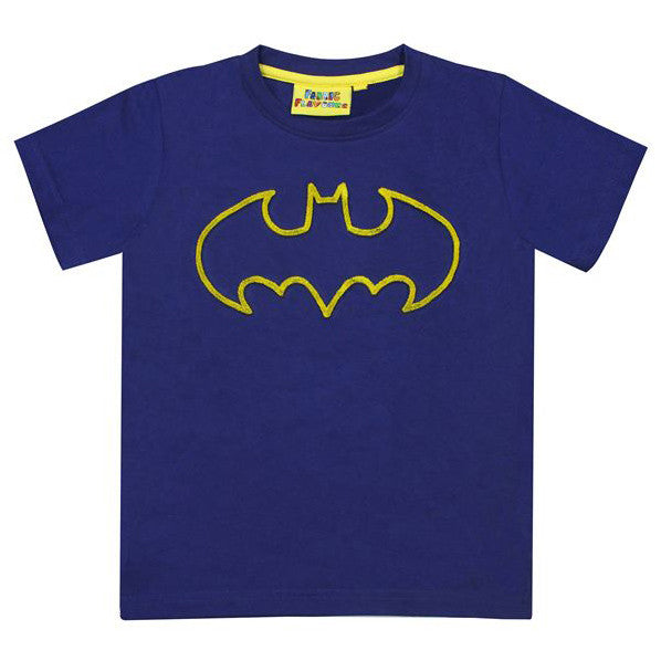 Batman Tuft Logo Kid's T-Shirt